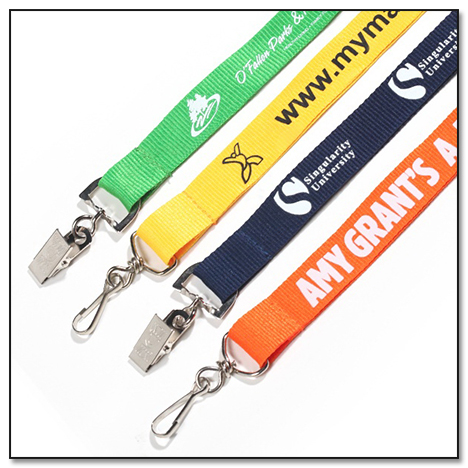 Custom Made Lanyards